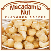 Decaf Macadamia Nut Flavored Coffee (1/2lb bag)