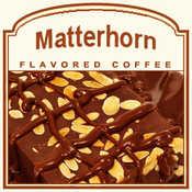 Decaf Matterhorn Flavored Coffee (1lb bag)