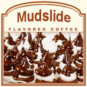 Decaf Mudslide Flavored Coffee (1/2lb bag)