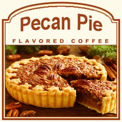 Decaf Pecan Pie Flavored Coffee (1lb bag)