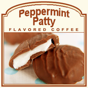 Decaf Peppermint Patty Flavored Coffee (1/2lb bag)