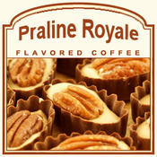 Decaf Praline Royale Flavored Coffee (1lb bag)