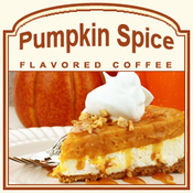 Decaf Pumpkin Spice Flavored Coffee (1/2lb bag)