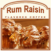 Decaf Rum Raisin Flavored Coffee (1lb bag)