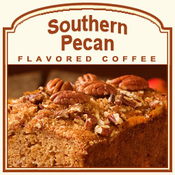Decaf Southern Pecan Flavored Coffee (1/2lb bag)