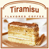 Decaf Tiramisu Flavored Coffee (1/2lb bag)