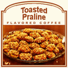 Decaf Toasted Praline Flavored Coffee (5lb bag)