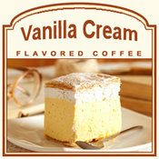 Decaf Vanilla Cream Flavored Coffee (1/2lb bag)