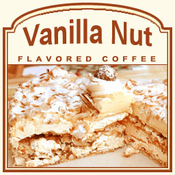 Decaf Vanilla Nut Flavored Coffee (1/2lb bag)