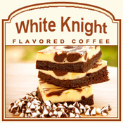 Decaf White Knight Flavored Coffee (1lb bag)
