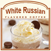 Decaf White Russian Flavored Coffee (1lb bag)