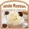 Decaf White Russian Flavored Coffee (5lb bag)
