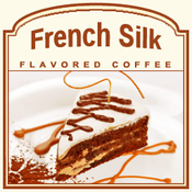 French Silk Flavored Coffee (1/2lb bag)