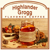 Highlander Grogg Flavored Coffee (1/2lb bag)