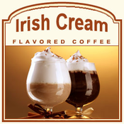 Irish Cream Flavored Coffee (1/2lb bag)