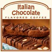 Italian Chocolate Flavored Coffee (1/2lb bag)