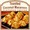 Toasted Coconut Macaroon Flavored Coffee (5lb bag)