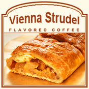 Vienna Strudel Flavored Coffee (1/2lb bag)