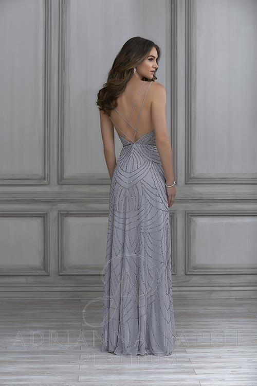Platinum Bridesmaid Dresses Cheap
