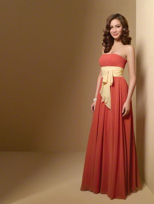 Alfred Angelo Bridesmaids: Alfred Angelo 7017