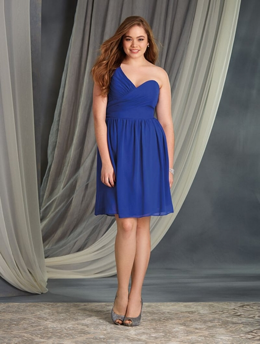 Alfred Angelo Bridesmaids: Alfred Angelo 7257S