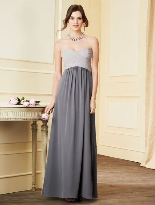 Alfred Angelo Bridesmaids: Alfred Angelo 7289L