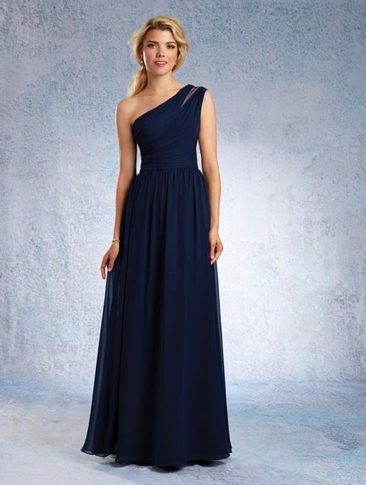 Alfred Angelo Bridesmaids: Alfred Angelo 7322L