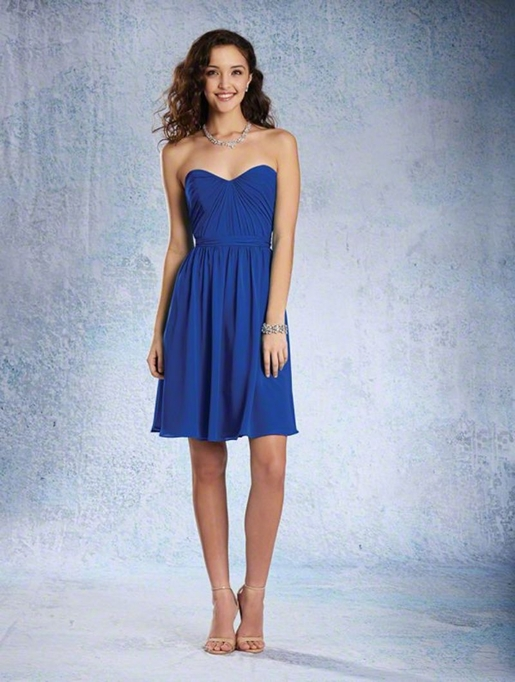 Alfred Angelo Bridesmaids: Alfred Angelo 7361S