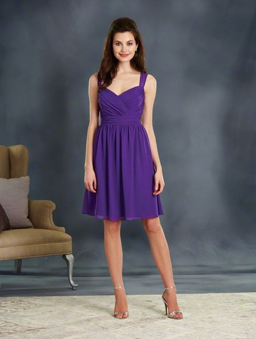 Alfred Angelo Bridesmaids: Alfred Angelo 7364 S