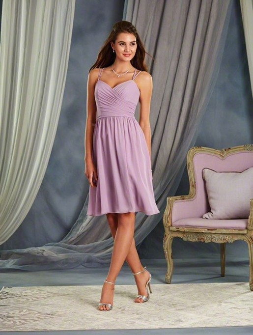 Alfred Angelo Bridesmaids: Alfred Angelo 7371S