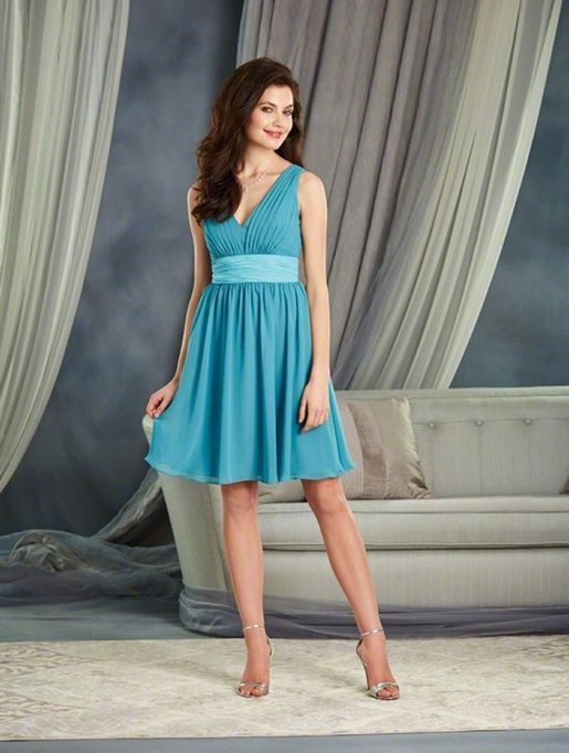 Alfred Angelo Bridesmaids: Alfred Angelo 7375S