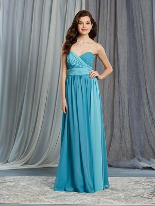 Alfred Angelo Bridesmaids: Alfred Angelo 7376 L
