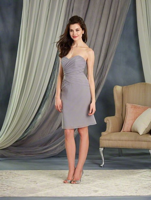 Alfred Angelo Bridesmaids: Alfred Angelo 7381 S