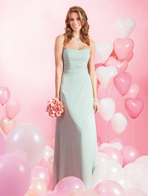 Alfred Angelo Bridesmaids: Alfred Angelo 7386L