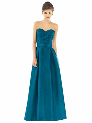Alfred Sung Bridesmaid Dresses: Alfred Sung D539