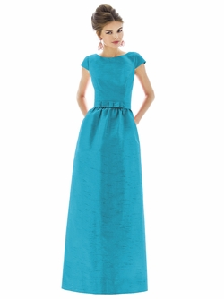 Alfred Sung Bridesmaid Dresses: Alfred Sung D569