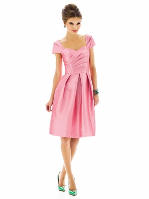 Alfred Sung Bridesmaid Dresses: Alfred Sung D574