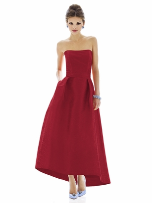 Alfred Sung Bridesmaid Dresses: Alfred Sung D581