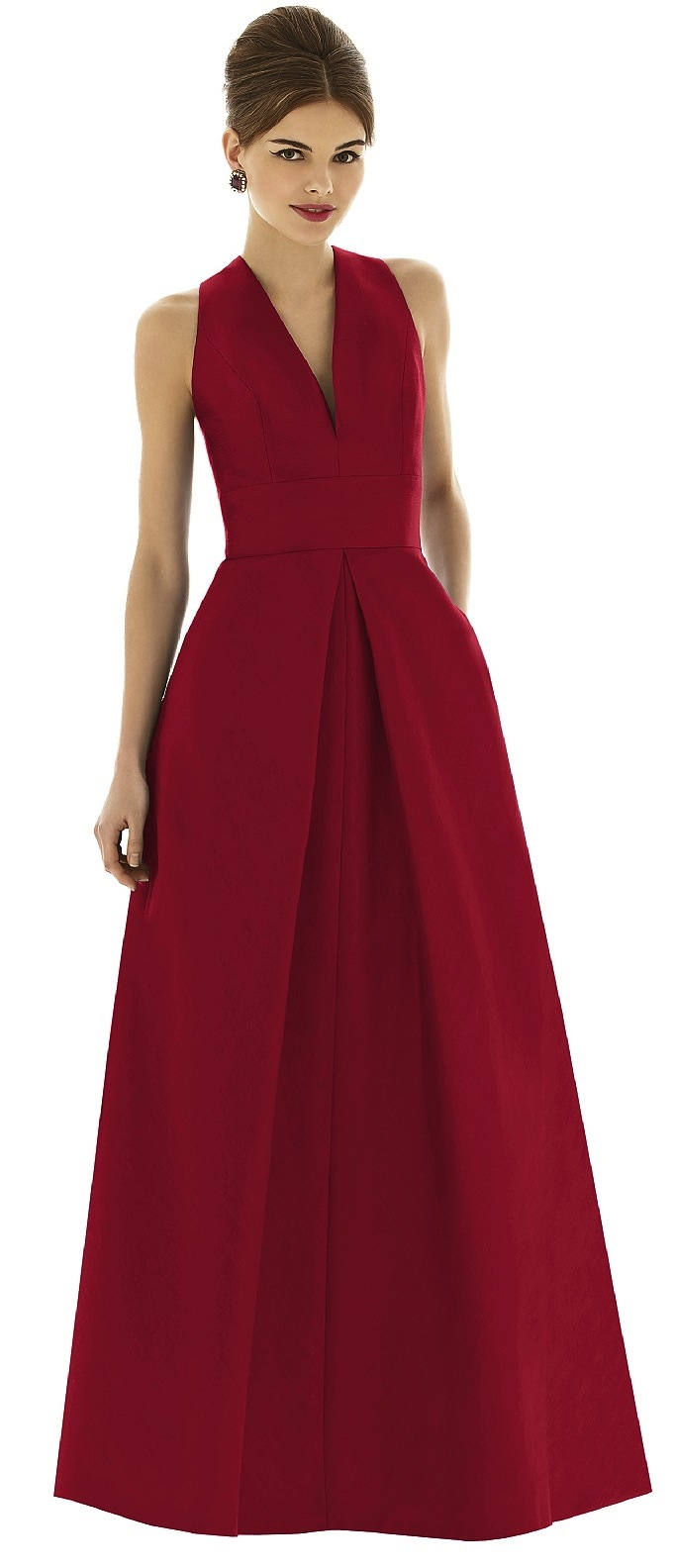 Alfred sung bridesmaid dressesalfred sung dresses d 611the dessy alfred sung bridesmaid dresses alfred sung d611 loading zoom ombrellifo Gallery