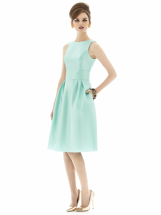 Alfred Sung Bridesmaid Dresses: Alfred Sung D660