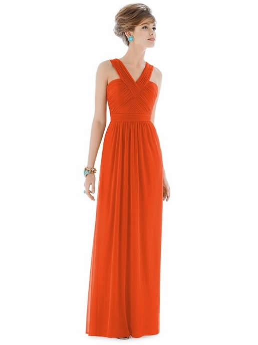 Alfred Sung Bridesmaid Dresses: Alfred Sung D678