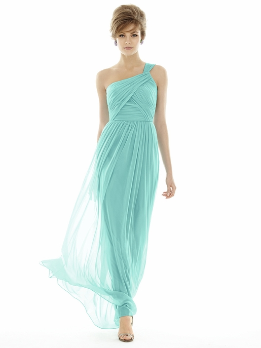 ALFRED SUNG BRIDESMAID DRESSES: ALFRED SUNG D691