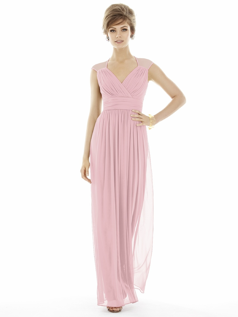 ALFRED SUNG BRIDESMAID DRESSES|ALFRED SUNG DRESSES D 693|THE DESSY ...