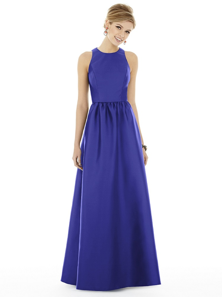 ALFRED SUNG BRIDESMAID DRESSES|ALFRED SUNG DRESSES D 707|THE DESSY ...