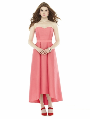 ALFRED SUNG BRIDESMAID DRESSES: ALFRED SUNG D714