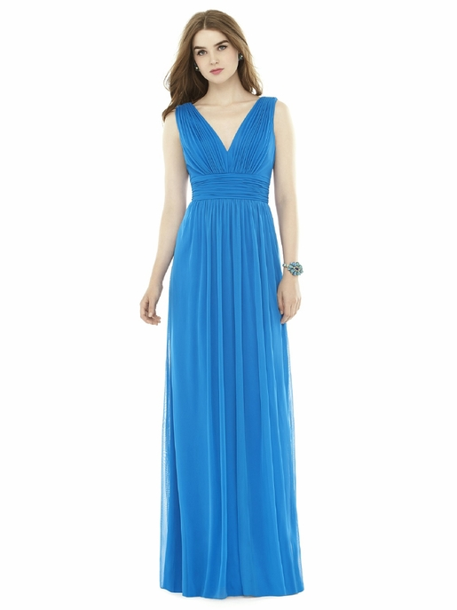 ALFRED SUNG BRIDESMAID DRESSES: ALFRED SUNG D719