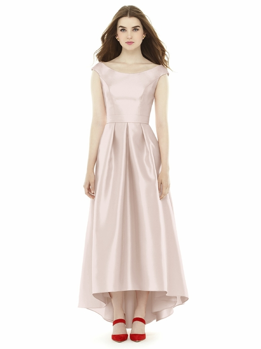 ALFRED SUNG BRIDESMAID DRESSES: ALFRED SUNG D722