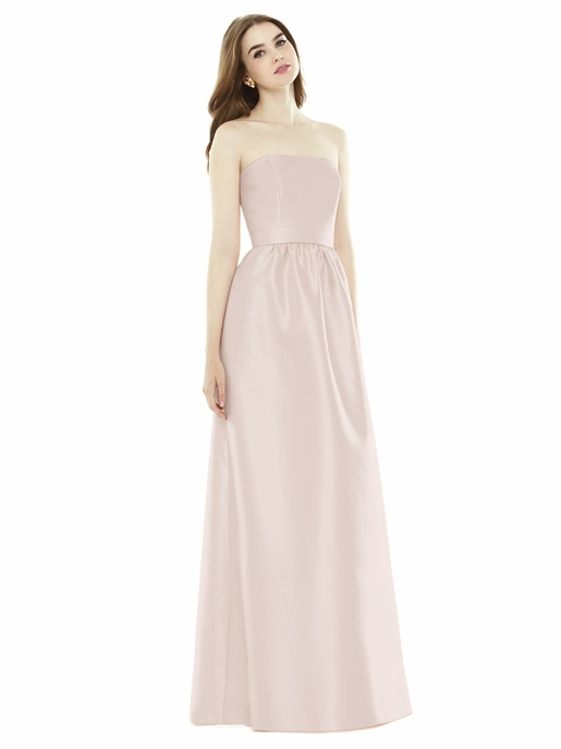 ALFRED SUNG BRIDESMAID DRESSES: ALFRED SUNG D724