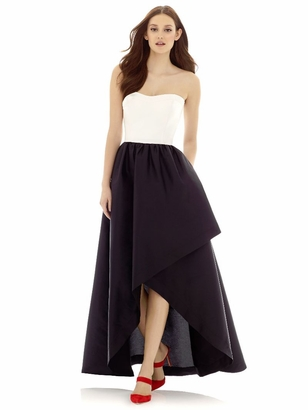 ALFRED SUNG BRIDESMAID DRESSES: ALFRED SUNG D730