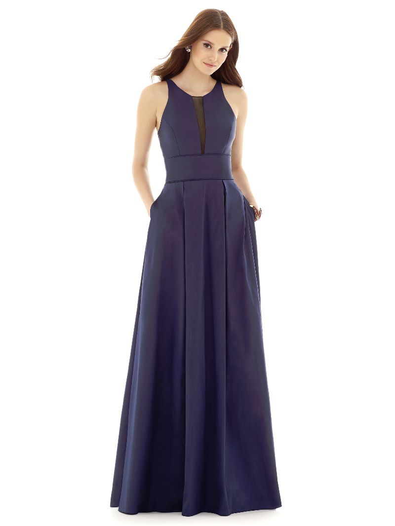ALFRED SUNG BRIDESMAID DRESSES|ALFRED SUNG DRESSES D 732|THE DESSY ...